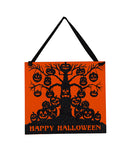 Happy Halloween - Wooden Vintage Sign