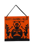 Happy Haunting Night - Gobiln Sign