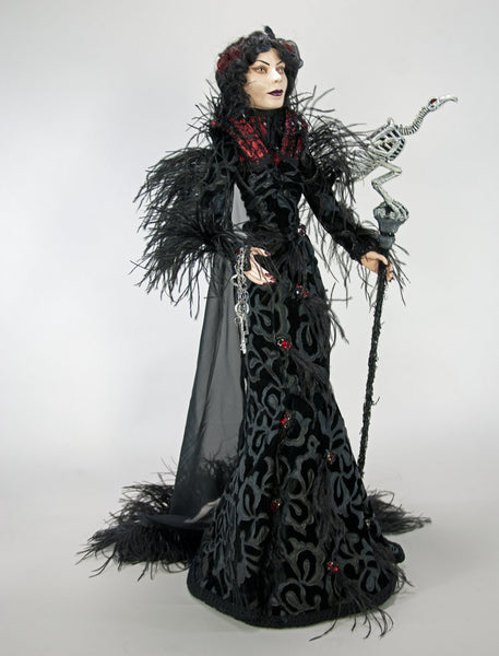 "Dead and Breakfast 32"" Countess Doll - Katherine's Collection"