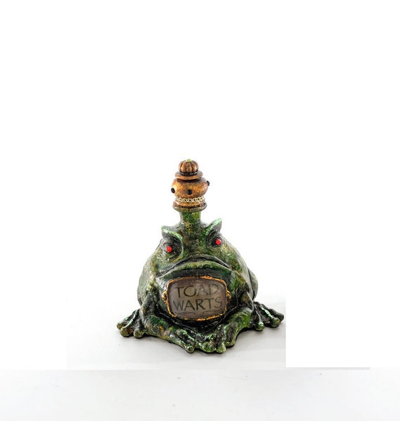 Toad Warts Potion Bottle - Katherine's Collection