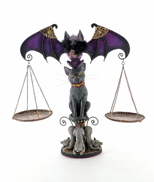 Brunhilda's Menagerie Witch's Scale - Katherine's Collection