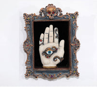 Mystic Hand Framed Oddity - Katherine's Collection