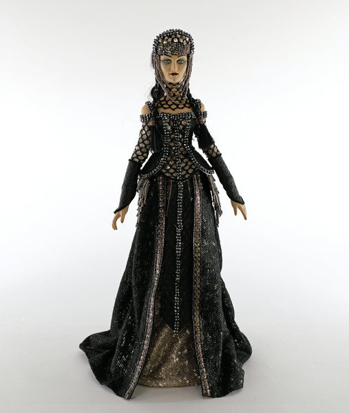 "Krooked Kingdom Duchess of Doom 18"" Doll - Katherine's Collection"