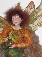 Autumn Magic Pixie Fairy Doll