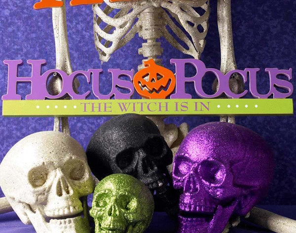 Hocus Pocus Cutout Tabletop Sign