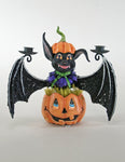 Bat Wall Sconce - Pumpkin Patch - Katherine's Collection
