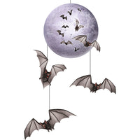 Bats on the Moon Mobile