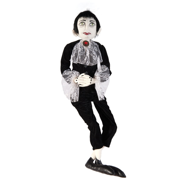 Austin the Vampire Gentleman Girl Doll - Joe Spencer
