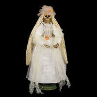 Dearly Departed Bride Doll