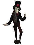 "Skeleton Man Doll - 27"" - Whimsical Halloween"