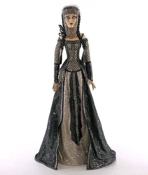 Krooked Kingdom Duchess of Doom Doll - Katherine's Collection