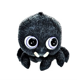 Cute Little Spider Figure - Purple Eyes