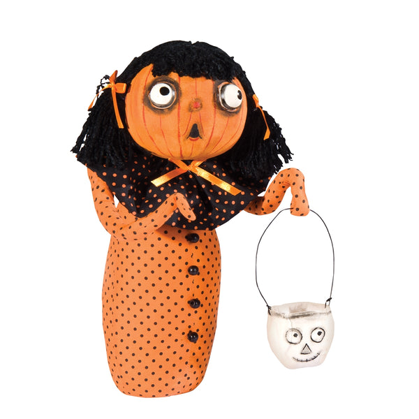 Hanna the Pumpkin Gal Doll - Joe Spencer