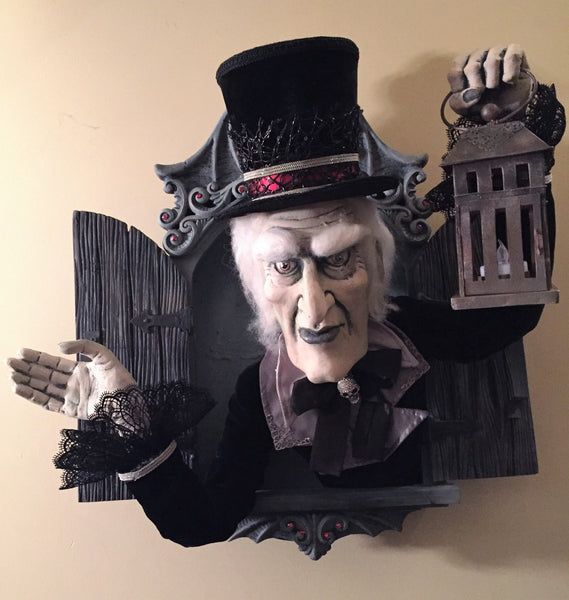 Night Watchman Wall Piece - Katherine's Collection