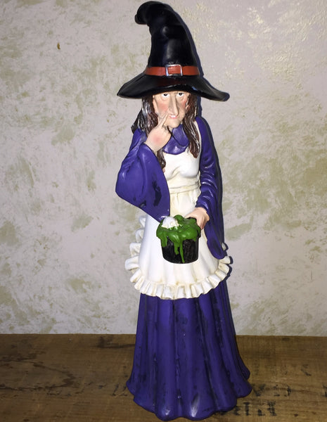 Purple Grimelda Witch Figure 2 of 3