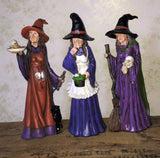 Red Grizelda Witch Figure 1 of 3