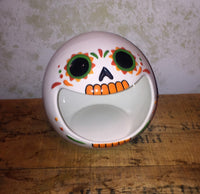 Day of the Dead Candy Container