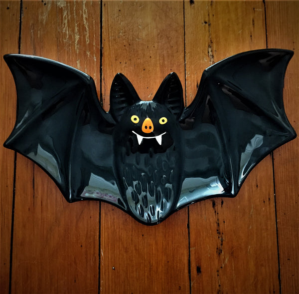Large Bat Candy Dish