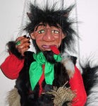 Krampus - The Christmas Devil Marionette