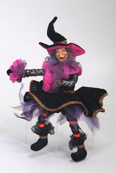 Ursulla O'Gress Lanky Witch Doll - Katherine's Collection