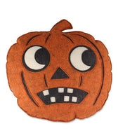 Pumpkin Felt Pillow - Bethany Lowe