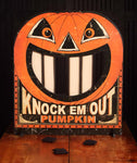 Knock 'Em Out Pumpkin Game - Bethany Lowe