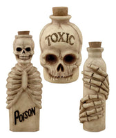 Skeletal Bottle Set - Bethany Lowe