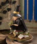 """How to find a prince"" Witch figure - Bethany Lowe"