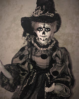 Señor Ignacio  Ghost Doll - Day of the Dead