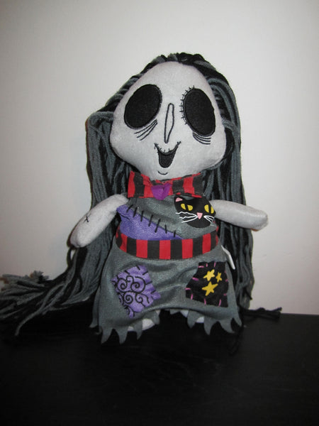 Plush Patches ( Bride of Frankenstein ) Toy