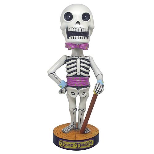 Skeleton Bobble Head - Halloween