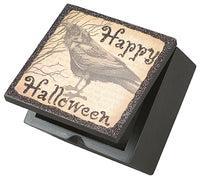 Crow  Happy Halloween Box