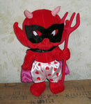 Masquerade Little Devil Plush Toy