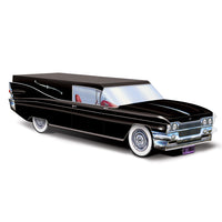 3-D Hearse Centerpiece