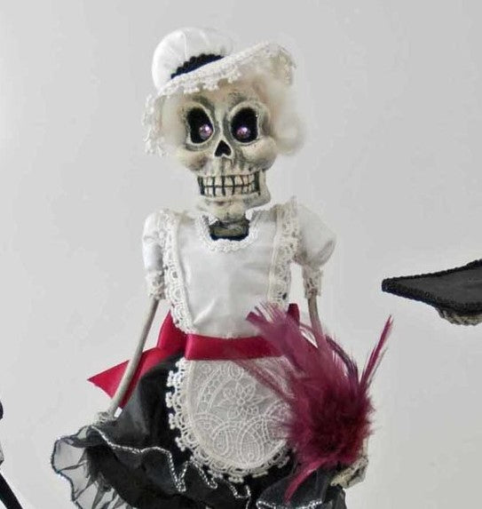 Maid Skeleton Crew - Dead & Breakfast - Katherine's Collection
