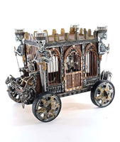 Krooked Kingdom Skeleton Carriage - Katherine's Collection