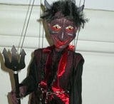 Little Devil Marionette