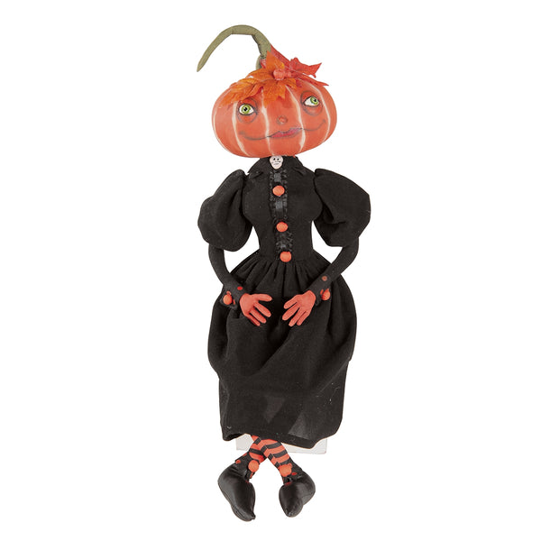 Lillian the Pumpkin Gal Doll - Joe Spencer