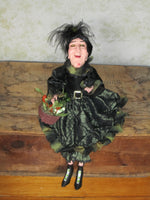 Margravine Whimsical Witch Doll
