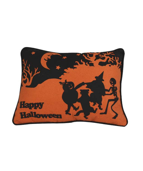 Moonlight Dance Pillow - Bethany Lowe - Halloween