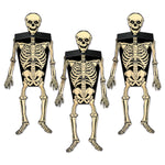Skeleton Party Favor Boxes