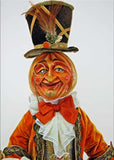 Lord Weston Wheatly Pumpkinman Doll - Katherine's Collection