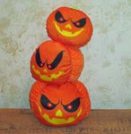 Jack-O-Lantern Trio Plush Toy