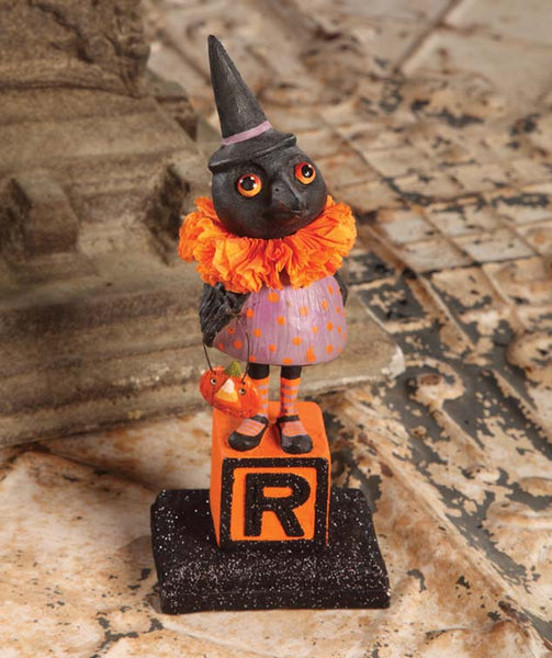 Little Raven Figure- Bethany Lowe