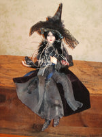 Ravina Whimsical Witch Doll