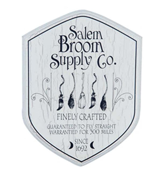 Salem Broom Supply Sign