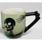 Halloween Skeleton Coffee Mug