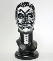Skull Tribal Mannequin Head -  Katherine's Collection