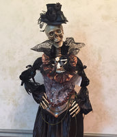 Steampunk Skeleton Doll