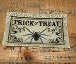 Tick or Treat Spider Soap Dish